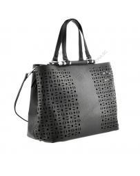 дамска ежедневна чанта черна Luvenia