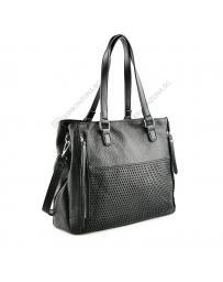 Черна дамска ежедневна чанта Nazaret в online магазин Fashionzona