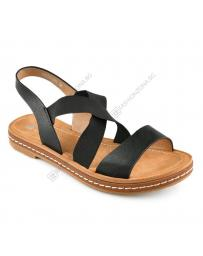 Черни дамски ежедневни сандали Priscila в online магазин Fashionzona