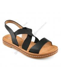 Черни дамски ежедневни сандали Priscila