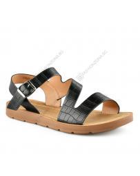 Черни дамски ежедневни сандали Ninah в online магазин Fashionzona