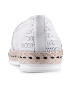 Бели дамски ежедневни обувки Placida в online магазин Fashionzona