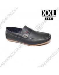 Черни мъжки ежедневни обувки Eber в online магазин Fashionzona
