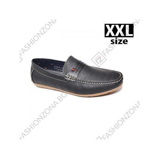 Черни мъжки ежедневни обувки Eber