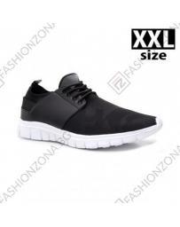 Черни мъжки ежедневни обувки Claudicio