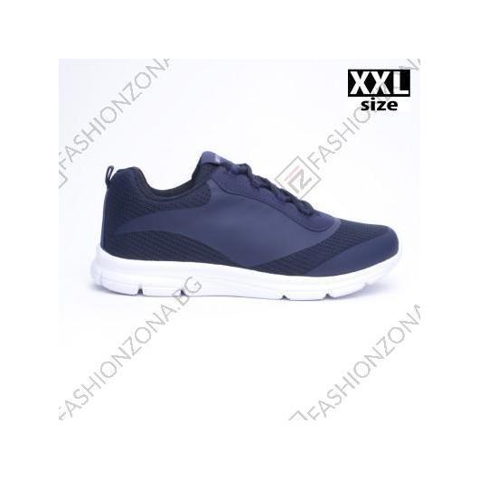 Сини мъжки ежедневни обувки Cayo