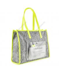 Сива дамска ежедневна чанта Sefarina