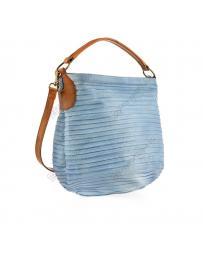 Синя дамска ежедневна чанта Erika