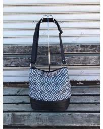 Черна дамска ежедневна чанта Evelia