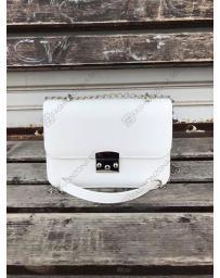Бяла дамска ежедневна чанта Lulita