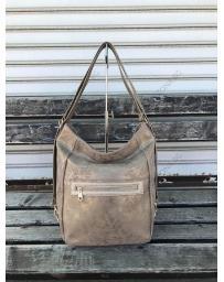 Кафява дамска ежедневна чанта Ximenia