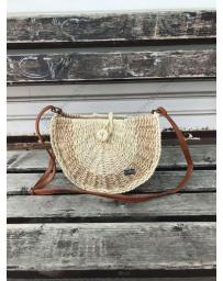 Бежова дамска ежедневна чанта Genobeba