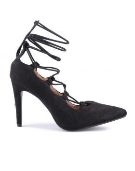 Черни дамски елегантни обувки Rae в online магазин Fashionzona