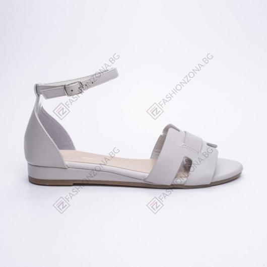 Сиви дамски ежедневни сандали Picabia