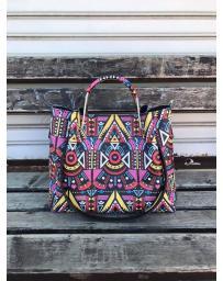 Черна дамска ежедневна чанта Graviella