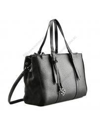 Черна дамска ежедневна чанта Eulaylia