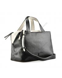 Черна дамска ежедневна чанта Iria