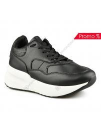 Черни дамски ежедневни обувки Cassandra