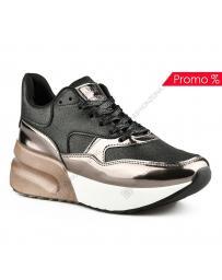 Черни дамски ежедневни обувки Ismeralda
