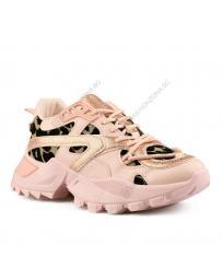 Розови дамски ежедневни обувки Matilda