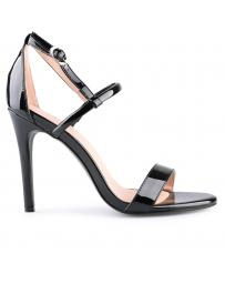 Дамски елегантни сандали черни 0126176