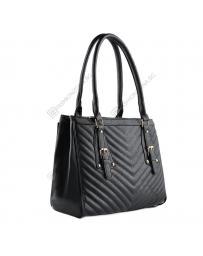 Черна дамска ежедневна чанта Pepina