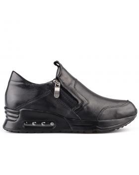 дамски кецове черни 0127301 в online магазин Fashionzona