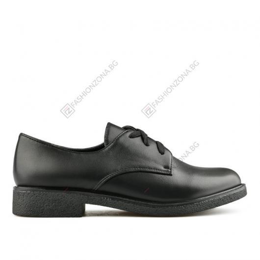 Черни дамски ежедневни обувки Bettina