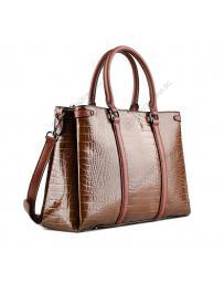 Кафявя дамска ежедневна чанта Antonietta в online магазин Fashionzona