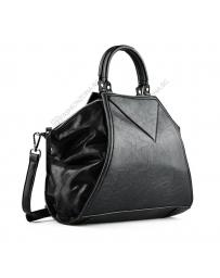 Черна дамска ежедневна чанта Tiziana