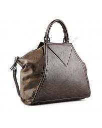 Кафява дамска ежедневна чанта Raffaella