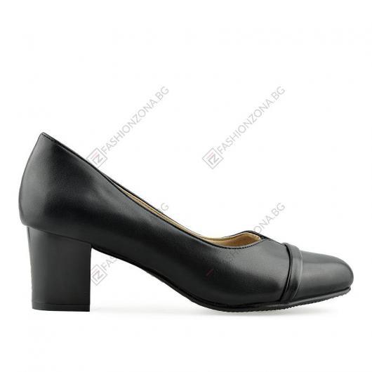 Черни дамски ежедневни обувки Ezechiel