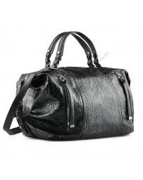 Черна дамска ежедневна чанта Esin