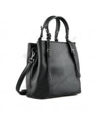 Черна дамска ежедневна чанта Rhetta