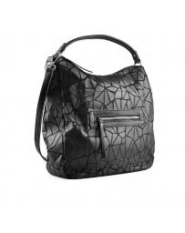 Черна дамска ежедневна чанта Calista