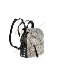 Черна дамска раница Rutendo в online магазин Fashionzona