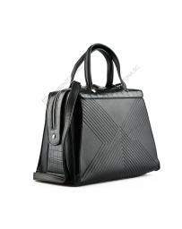 Черна дамска ежедневна чанта Sakakawea