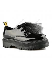Черни дамски ежедневни обувки Eseld