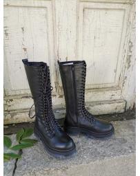 черни дамски ежедневни ботуши Neilina в online магазин Fashionzona