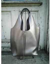 Сива дамска ежедневна чанта Cairistiona