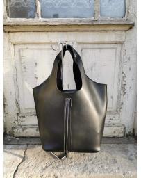 Черна дамска ежедневна чанта Bich