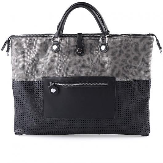 Черна дамска ежедневна чанта Toni