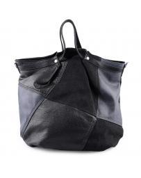 дамска ежедневна чанта черна 0126268