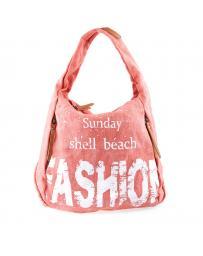 Оранжева дамска ежедневна чанта Pepita в online магазин Fashionzona