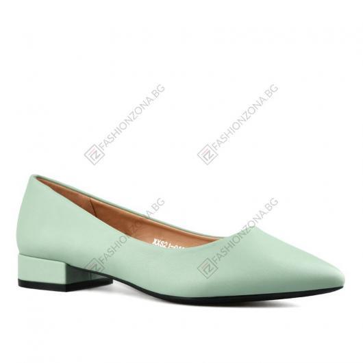 Зелени дамски ежедневни обувки Dinah