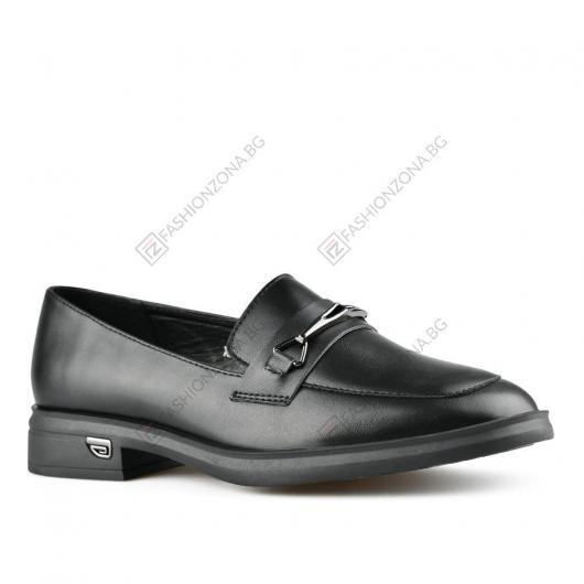 Черни дамски ежедневни обувки Gulbahar