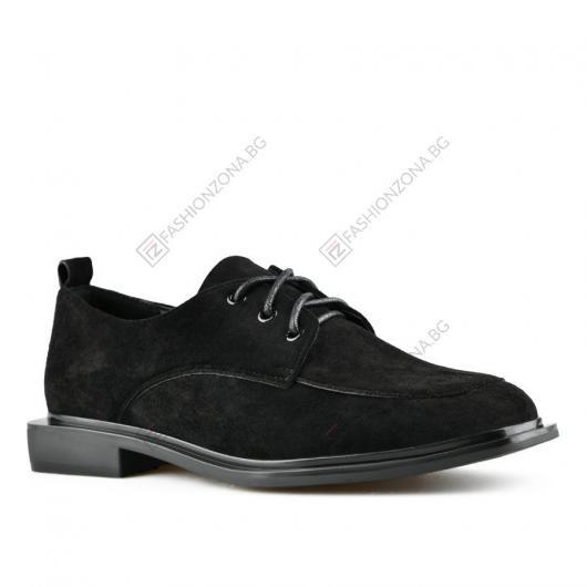 Черни дамски ежедневни обувки Asenath