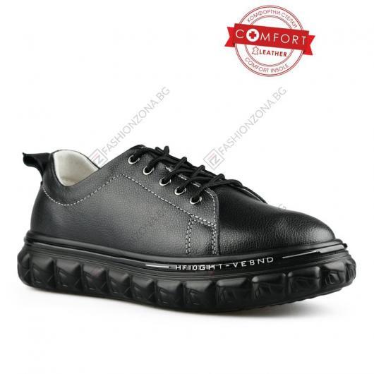 Черни дамски ежедневни обувки Hokulani