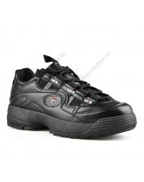Черни дамски ежедневни обувки Andela