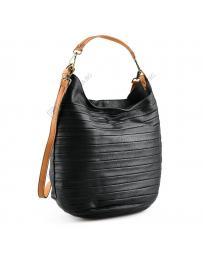 Черна дамска ежедневна чанта Blanka